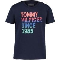 Afbeelding van Tommy Hilfiger KB0KB04112 B baby t-shirt navy