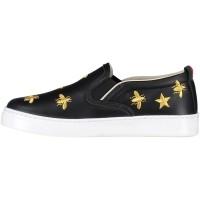 Afbeelding van Gucci 504496 kindersneakers zwart