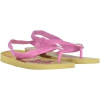 Picture of Havaianas 4139481 kids flipflop yellow