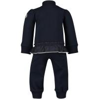 Afbeelding van Moncler 8856405 baby joggingpakje navy