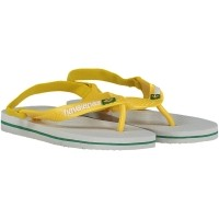 Picture of Havaianas 4140577 kids flipflop white