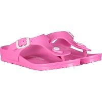 Afbeelding van Birkenstock GIZEH EVA kinderslipper fluor roze