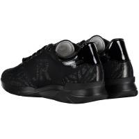 Afbeelding van John Richmond 4414A dames sneakers zwart