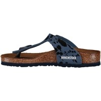 Picture of Birkenstock 1011457 kids flipflop blue