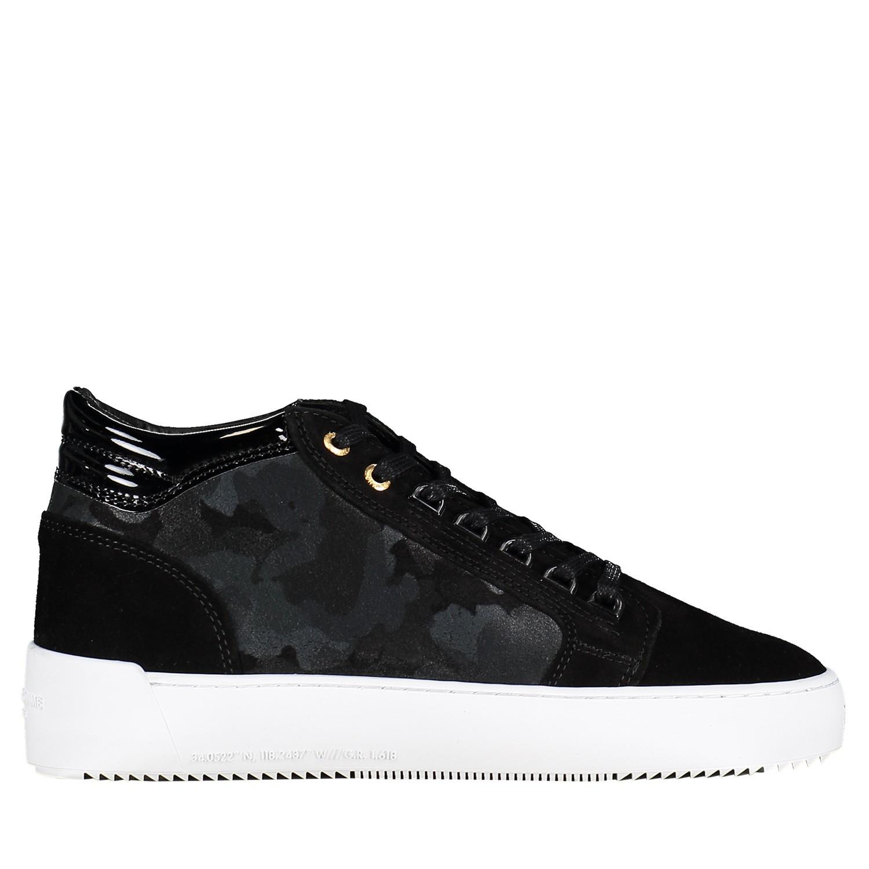 Afbeelding van Android PROP MID heren sneakers zwart