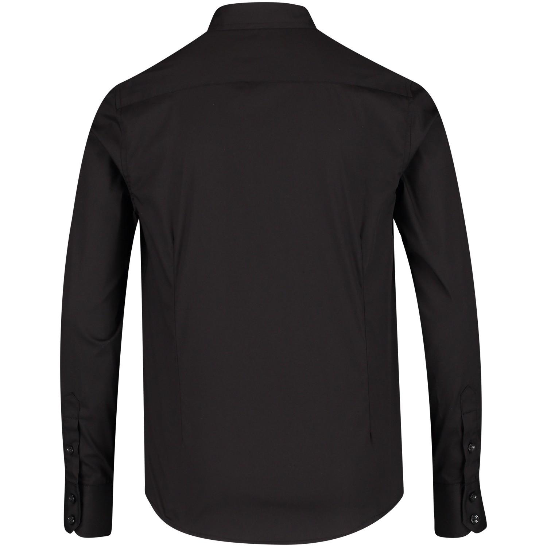 05b20415a35509 Antony Morato Mksl00199 jongens kinder overhemd zwart bij Coccinelle