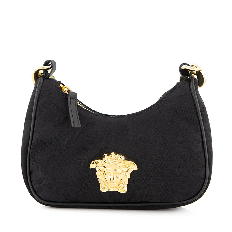 Afbeelding van Versace 1000481 1A00401 kindertas zwart