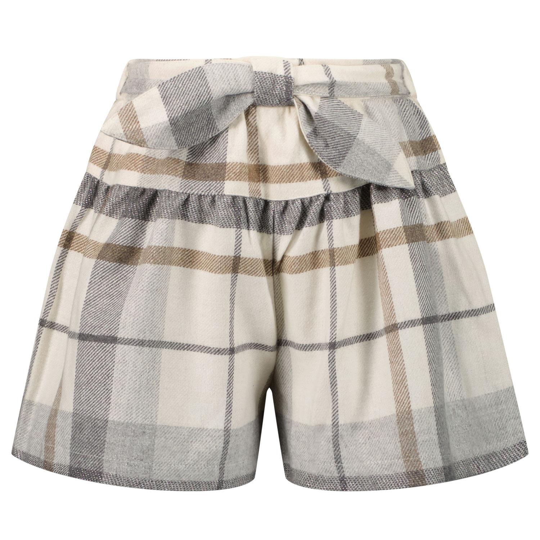 Afbeelding van Mayoral 4910 kinder shorts grijs