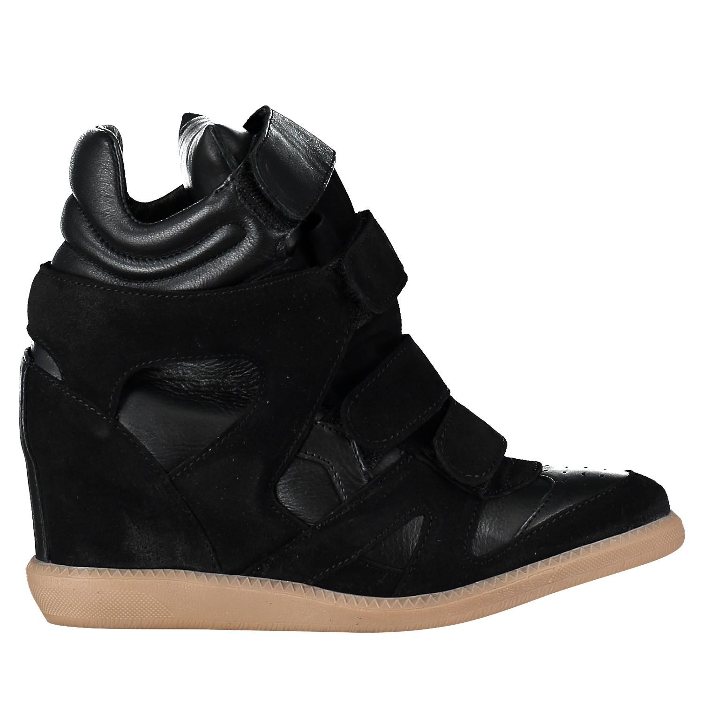 Afbeelding van Deabused 860 dames sneakers zwart