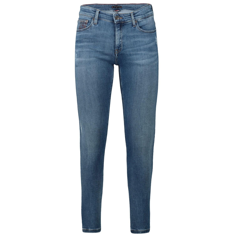 Afbeelding van Tommy Hilfiger KB0KB04927 kinderbroek jeans