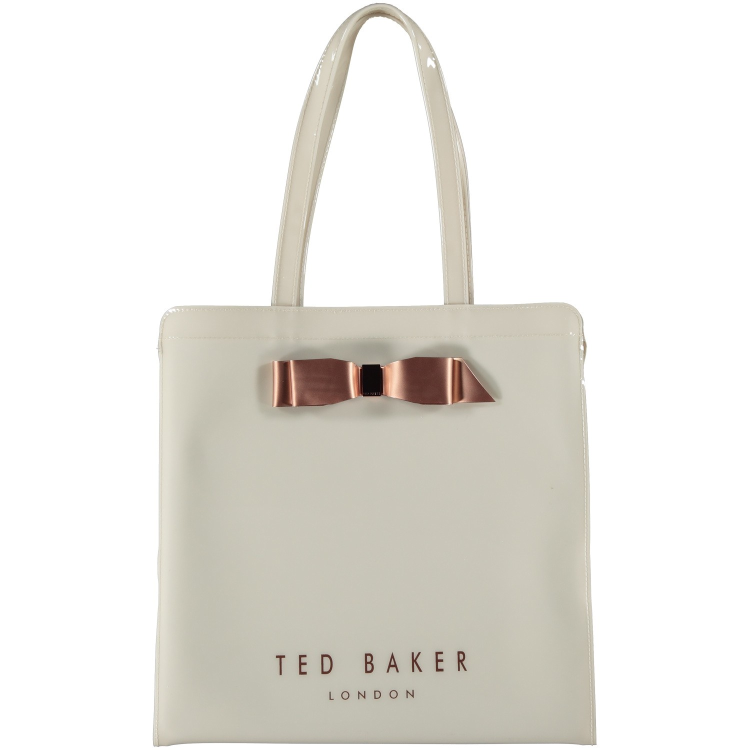 Picture of Ted Baker 151041 womens bag off white