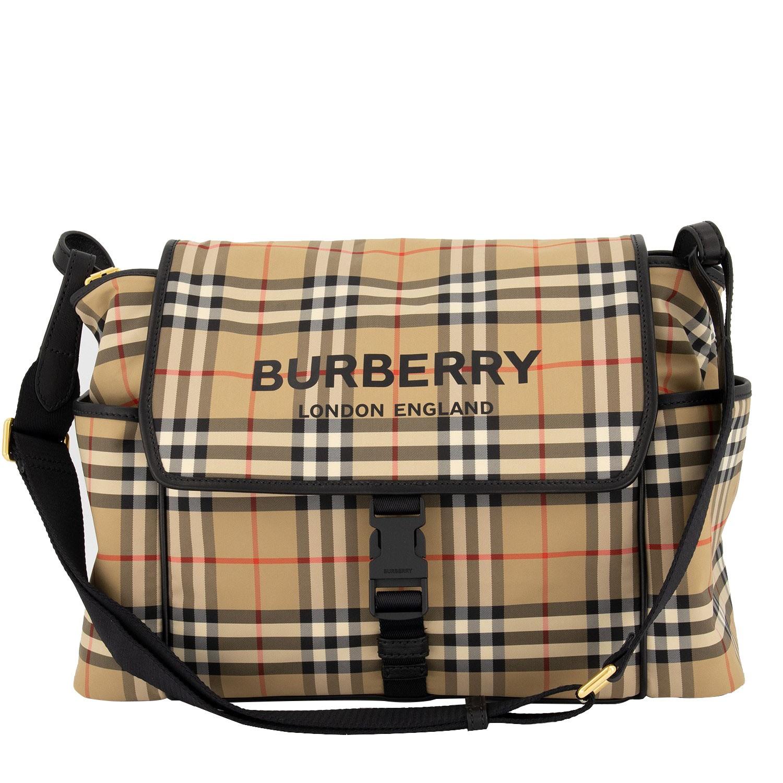 Afbeelding van Burberry 8014359 luiertas beige