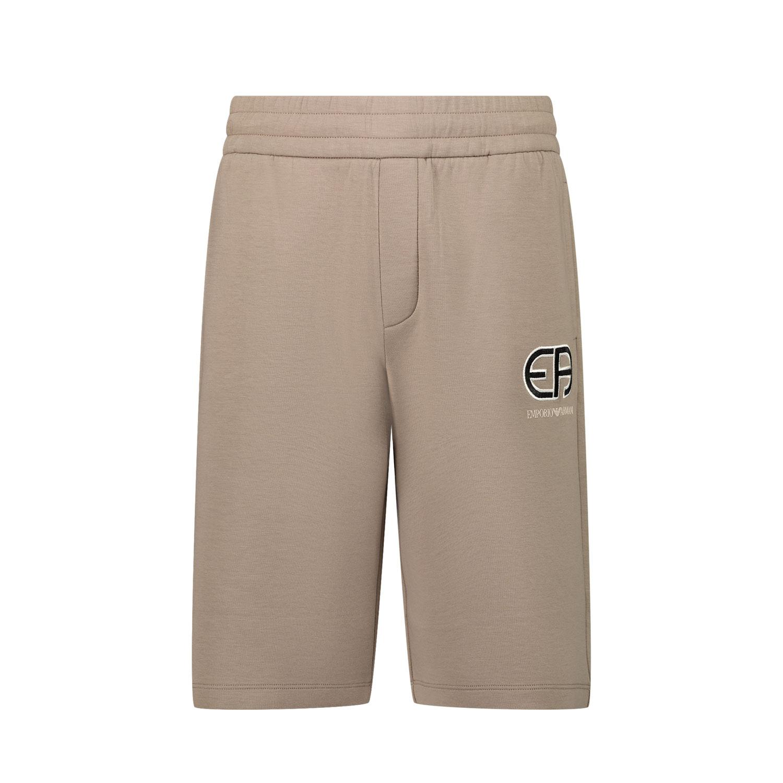 Afbeelding van Armani 3K4P92 kinder shorts beige