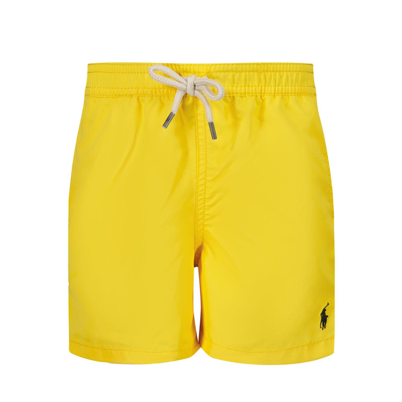 Afbeelding van Ralph Lauren 320785582 baby badkleding geel