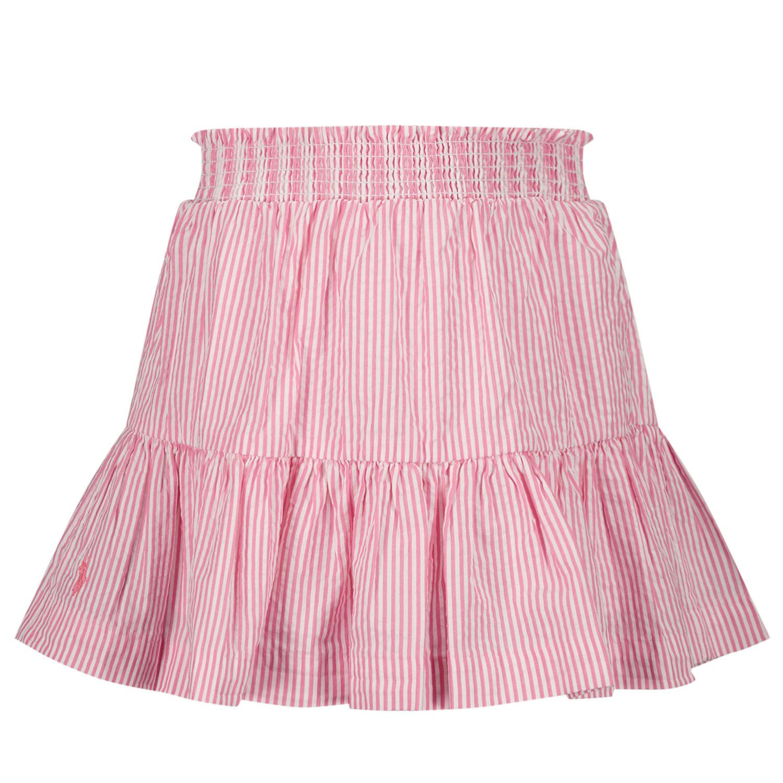 Afbeelding van Ralph Lauren 837179 kinderrokje roze