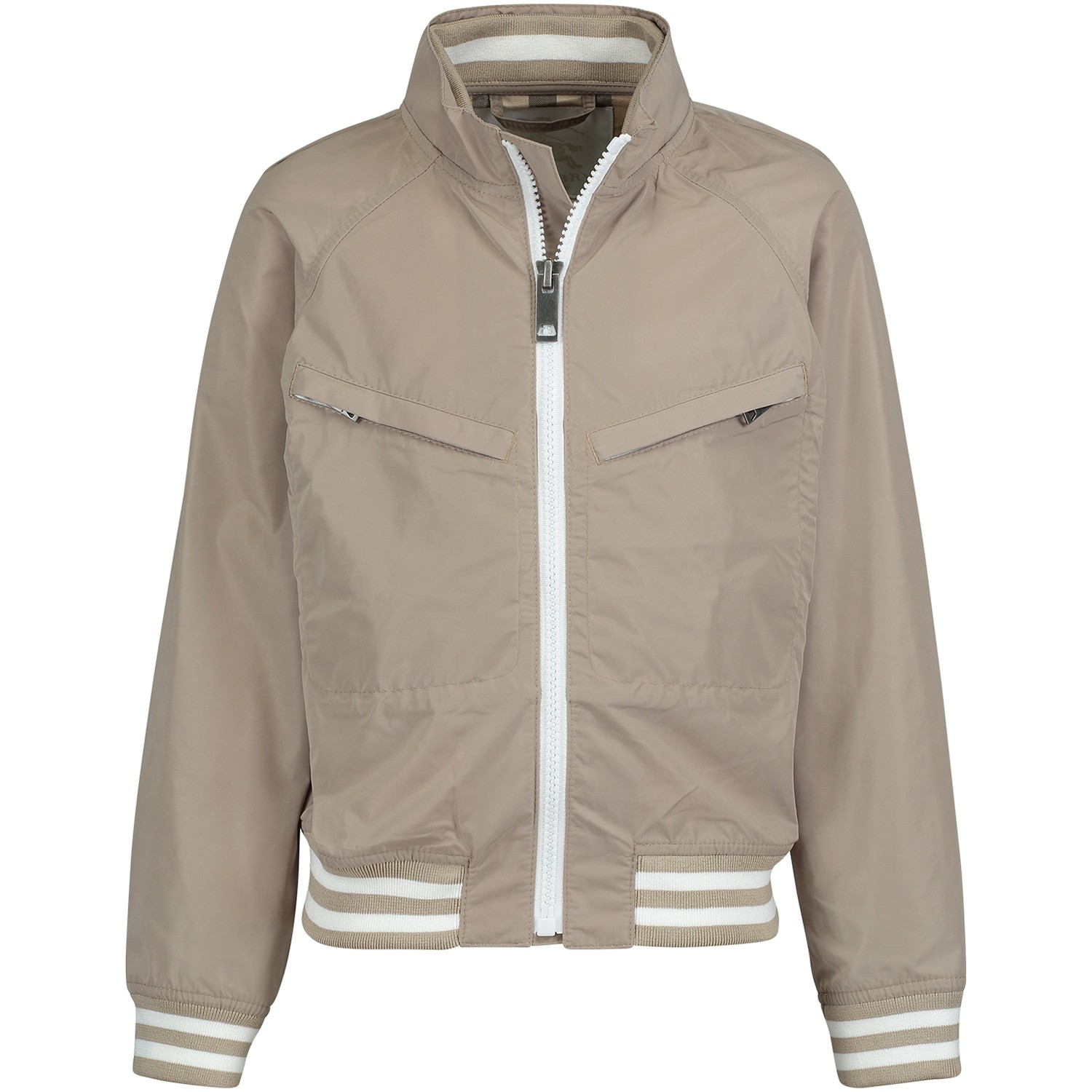 Picture of Burberry 4066923 kids jackets beige