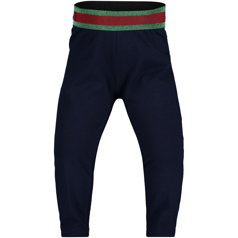 Afbeelding van Gucci 504115 baby legging navy