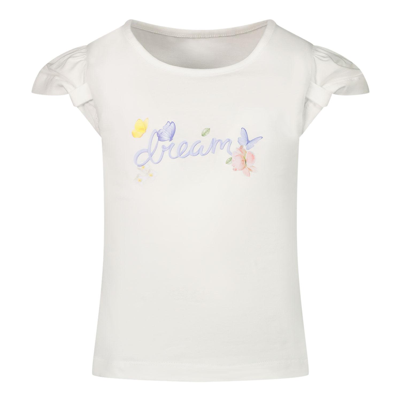 Afbeelding van Lapin 211E2329 baby t-shirt wit