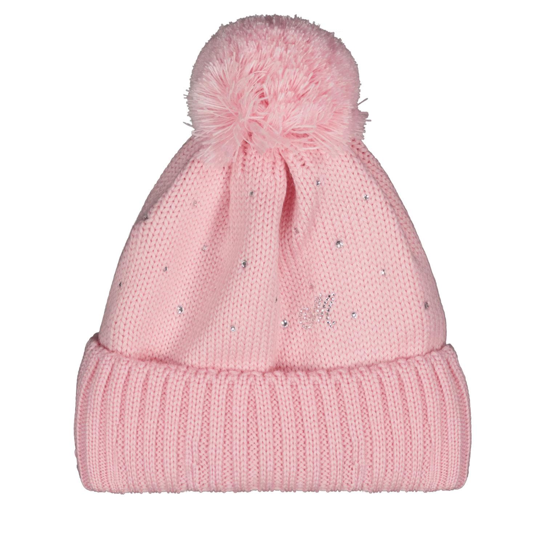 Afbeelding van MonnaLisa 378000 babymutsje licht roze