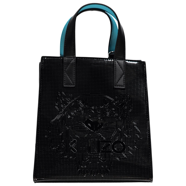 Picture of Kenzo F762SA606B50 dames tas zwart