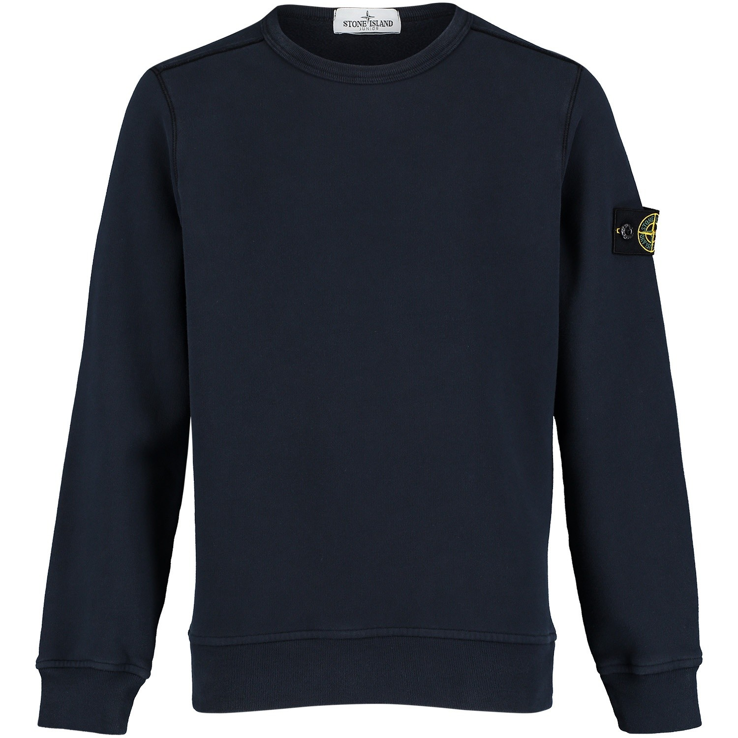 Picture of Stone Island 691660940 kids sweater navy