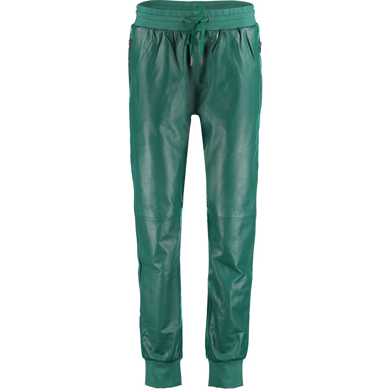 Afbeelding van Est Y Ro Trackpants Dames Jeans Groen
