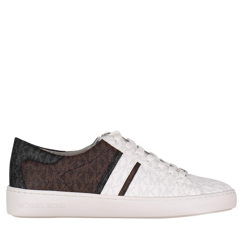 444a2652754592 Michael Kors 43R9Ktfs1B dames dames sneakers wit bij Coccinelle