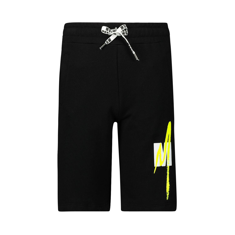 Afbeelding van MSGM 22089 kinder shorts zwart