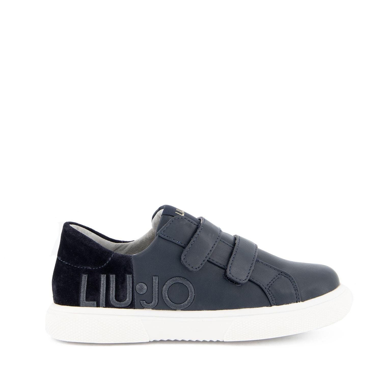Afbeelding van Liu Jo 469307 kindersneakers navy