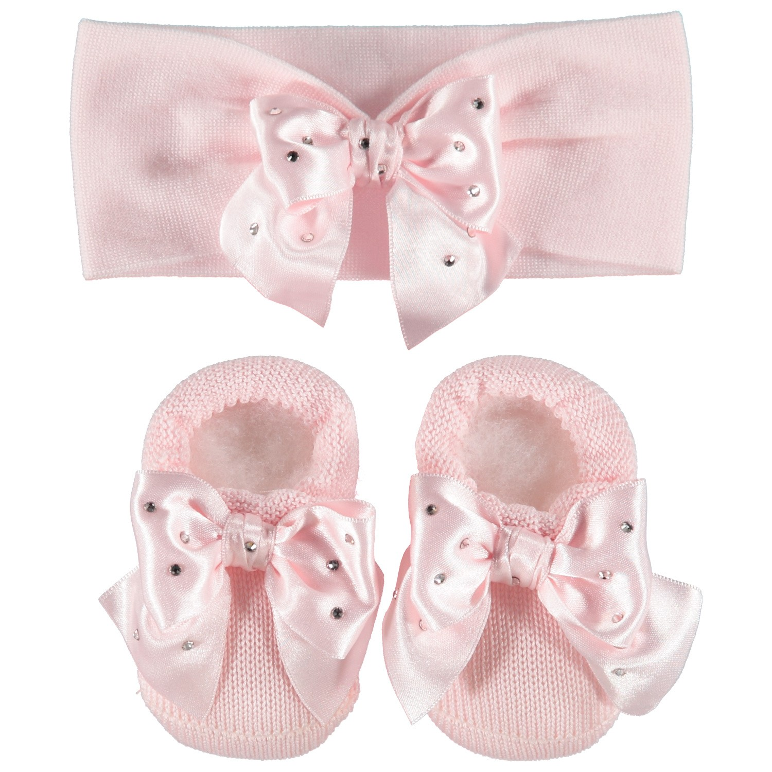 Picture of Story Loris 21038 baby set light pink