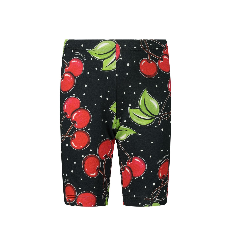 Afbeelding van MonnaLisa 115414 kinder shorts zwart