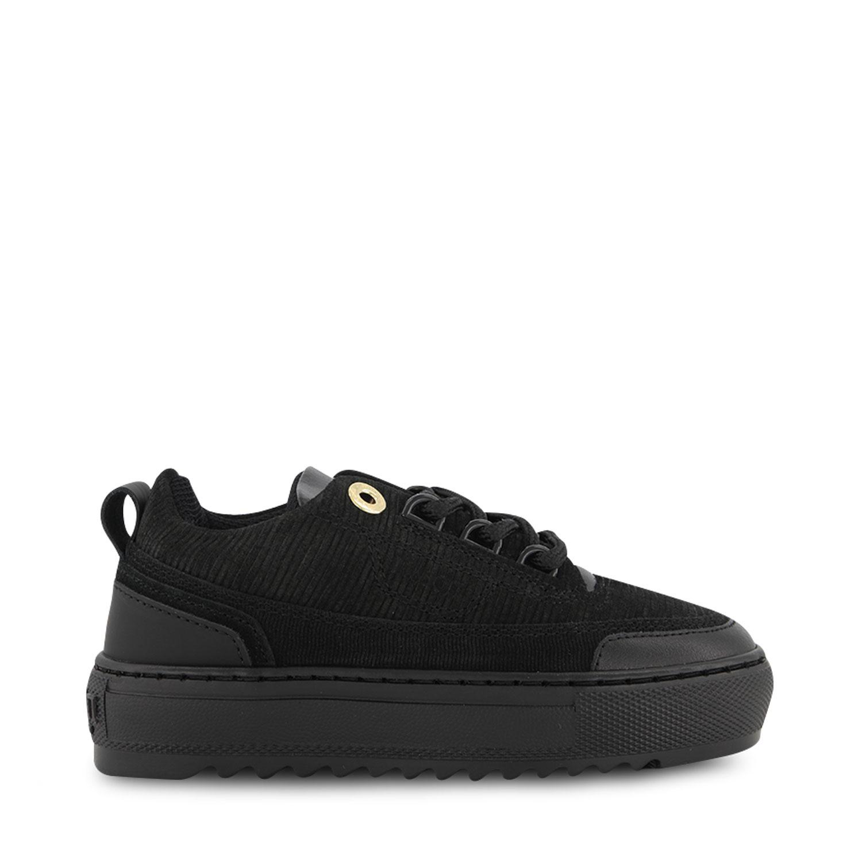 Afbeelding van Mason Garments BFW218A kindersneakers zwart