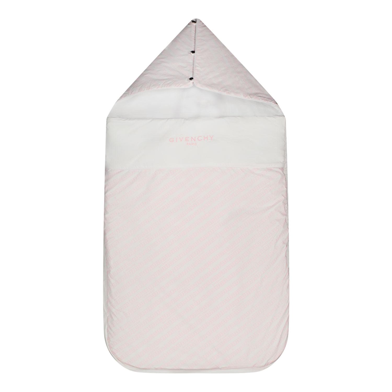 Afbeelding van Givenchy H90095 babyaccessoire licht roze