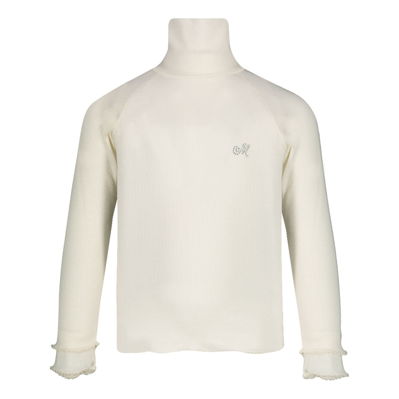 Afbeelding van MonnaLisa 17CULC kinder t-shirt off white