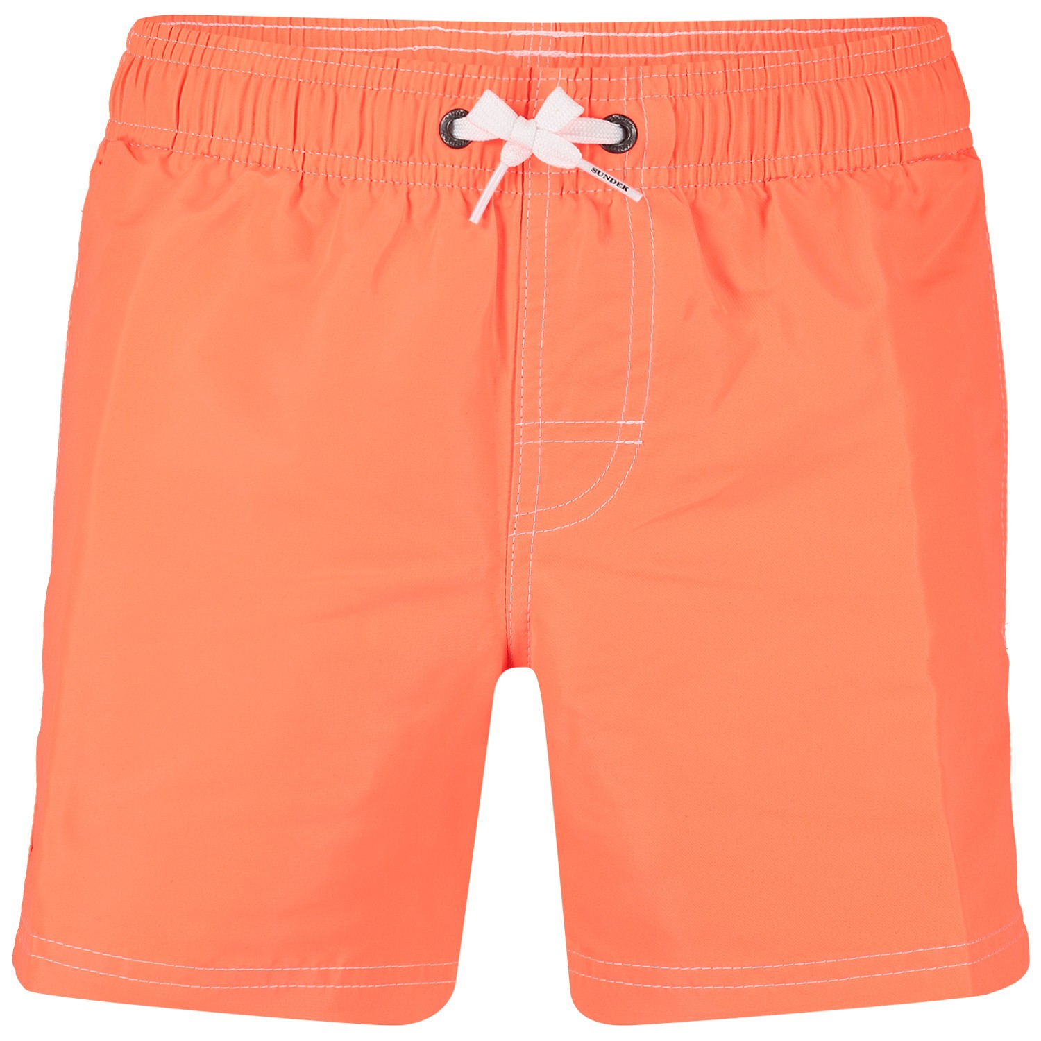 Picture of Sundeck B504BDTA100 kids swimwear fluoro orange
