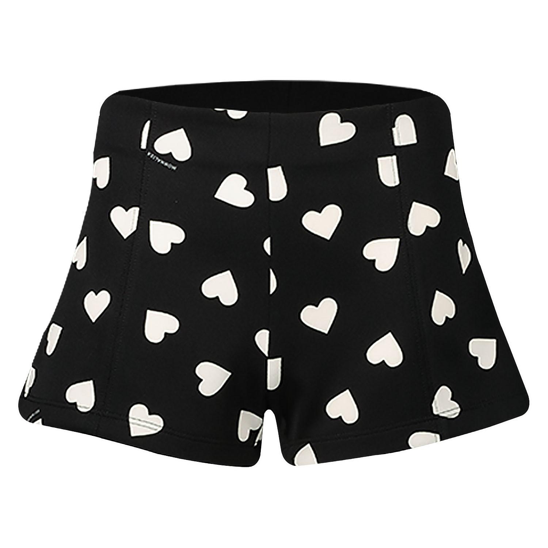 Afbeelding van MonnaLisa 114422 kinder shorts zwart