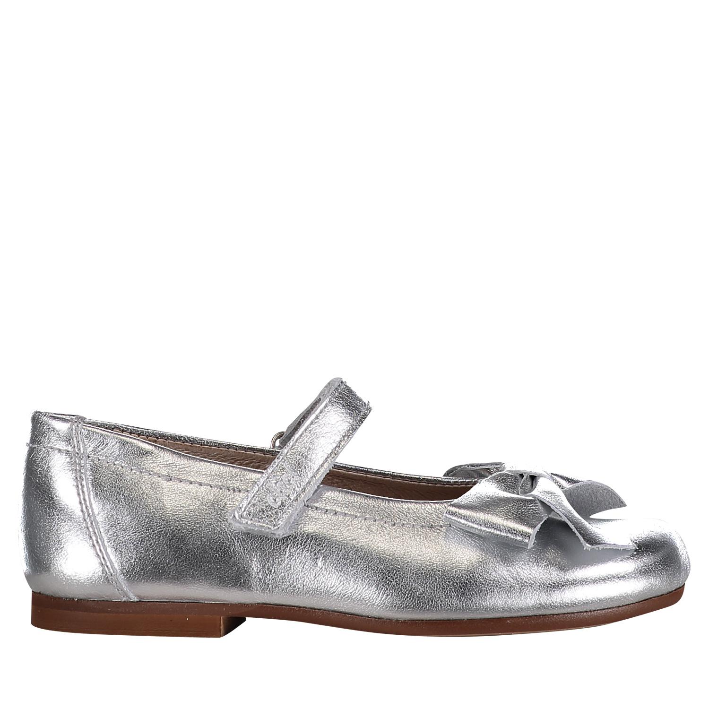 Kinderschoenen Voor Meisjes.Clic 8470 Meisjes Kinderschoenen Zilver Bij Coccinelle