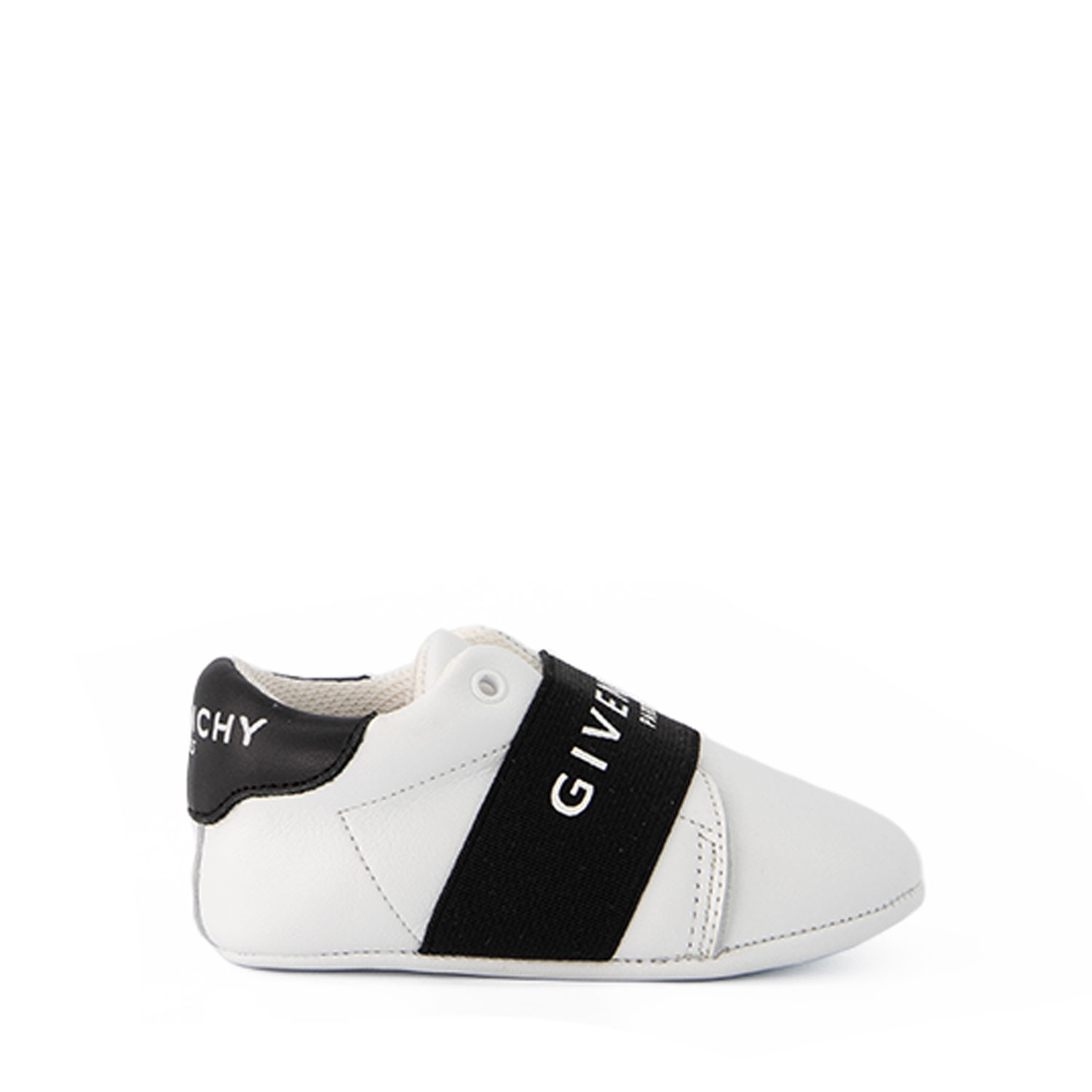 Afbeelding van Givenchy H99016 babysneakers wit