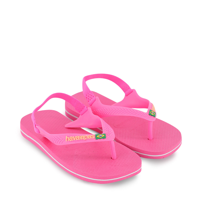 Afbeelding van Havaianas 4140577 kinderslippers roze