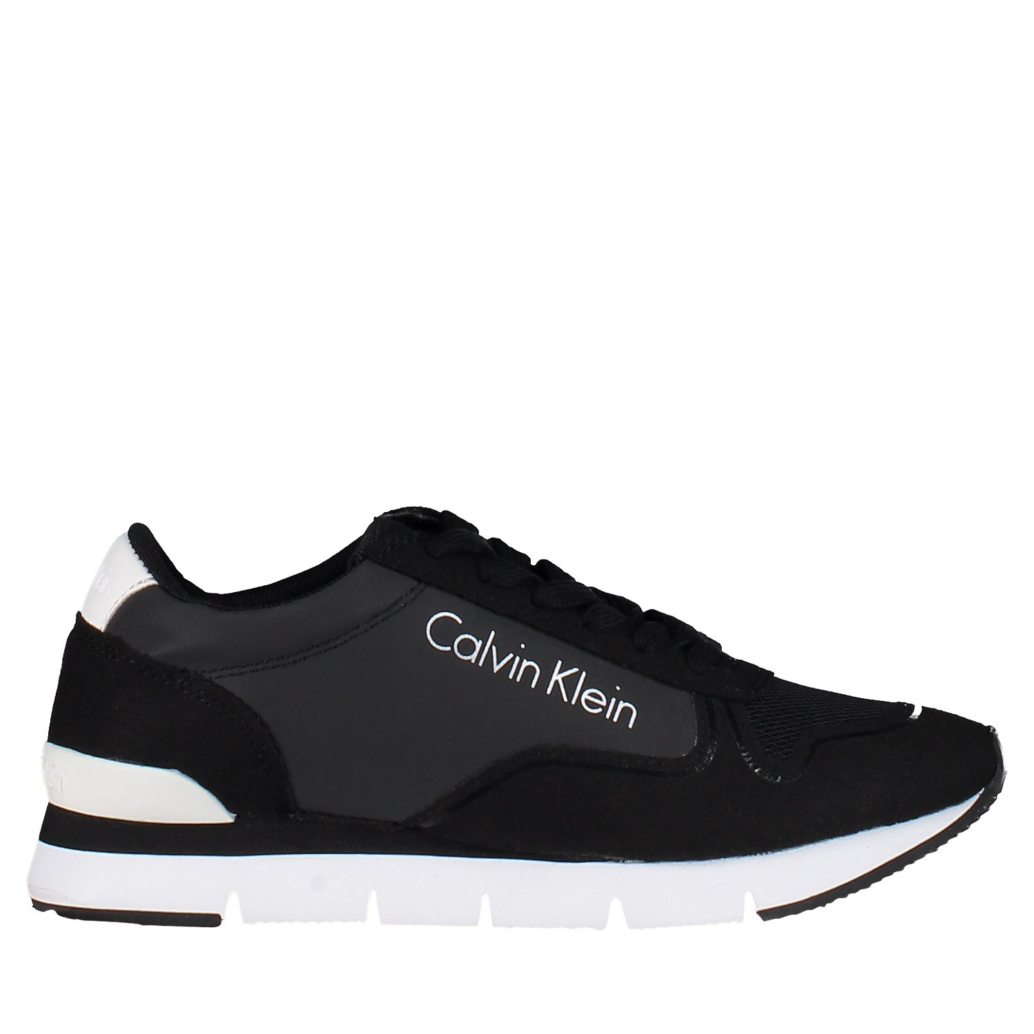 Picture of Calvin Klein TORI womens sneakers black