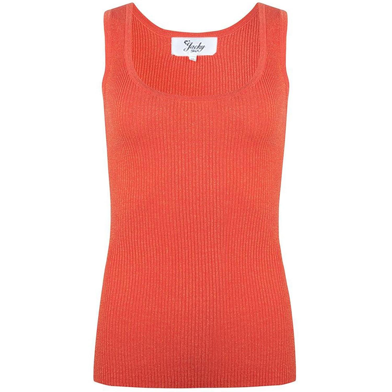 Afbeelding van Jacky Girls JGSS20071 kinder t-shirt koraal