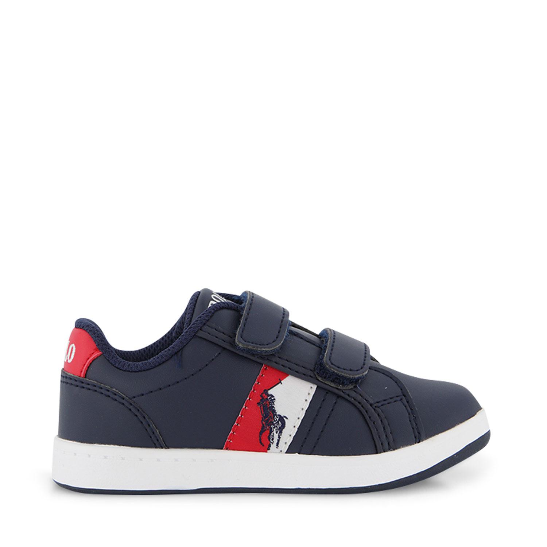Afbeelding van Ralph Lauren ORMOND EZ kindersneakers navy