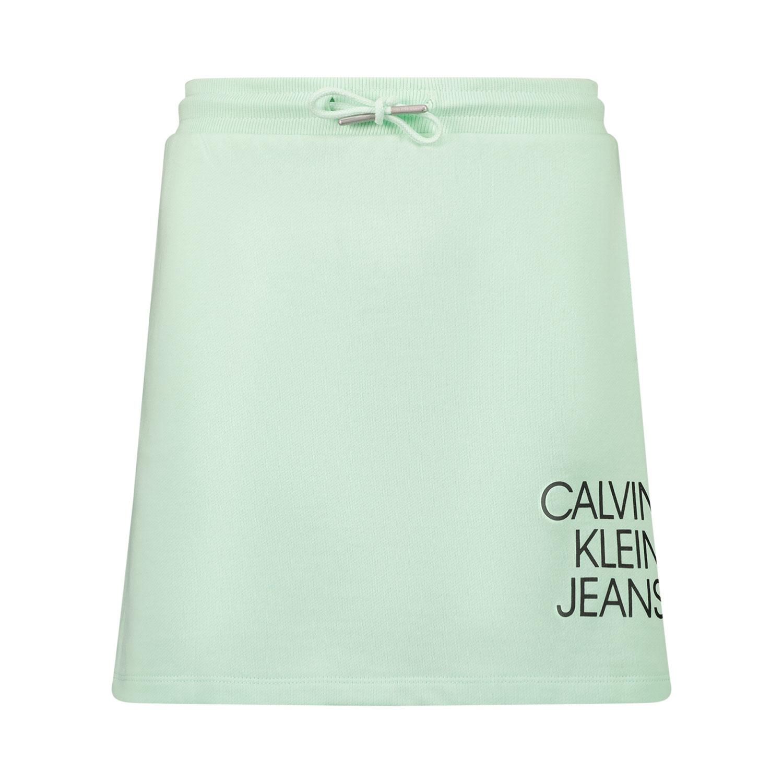Afbeelding van Calvin Klein IG0IG00990 kinderrokje mint