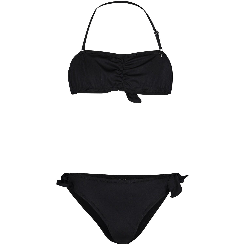 Afbeelding van Guess J92Z04 kinder zwemkleding zwart