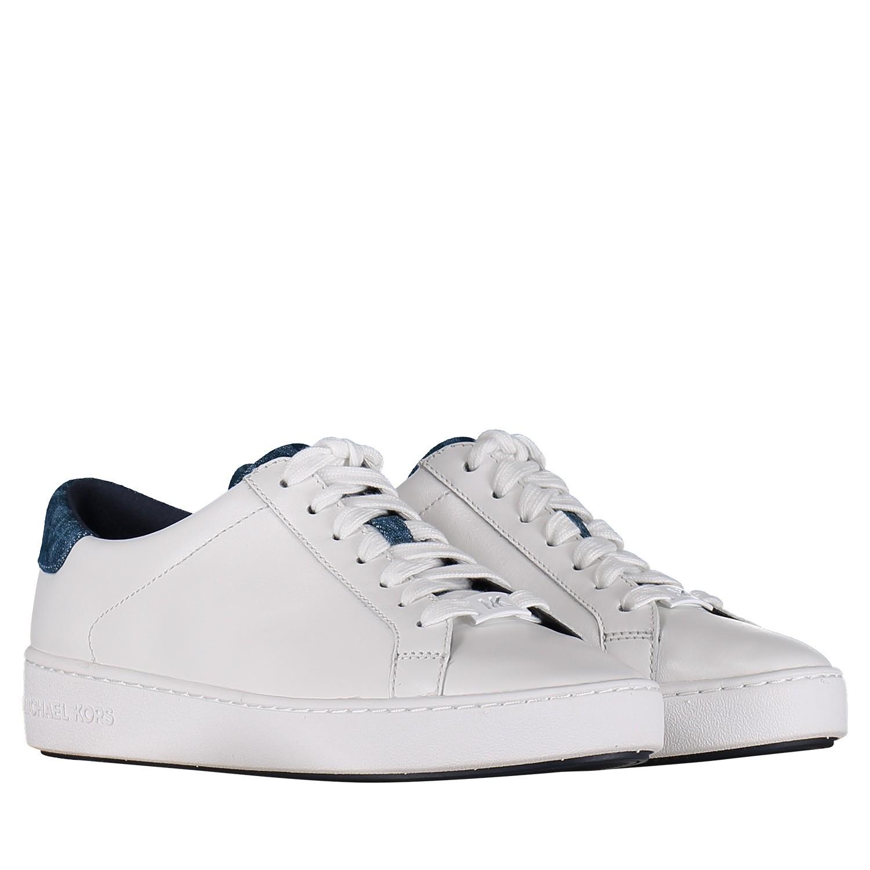 0d2c10aa626167 Michael Kors 43S9Irfs2L dames dames sneakers wit bij Coccinelle