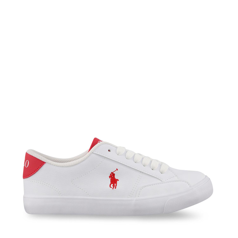 Afbeelding van Ralph Lauren RF102979 kindersneakers wit