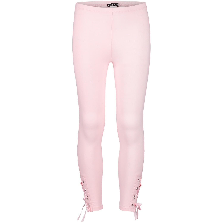 Afbeelding van Kate Mack 516 kinder legging licht roze