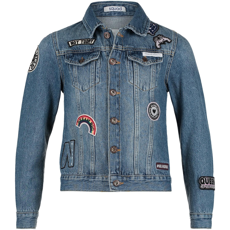 Afbeelding van NIK&NIK G4402 kinderjas jeans
