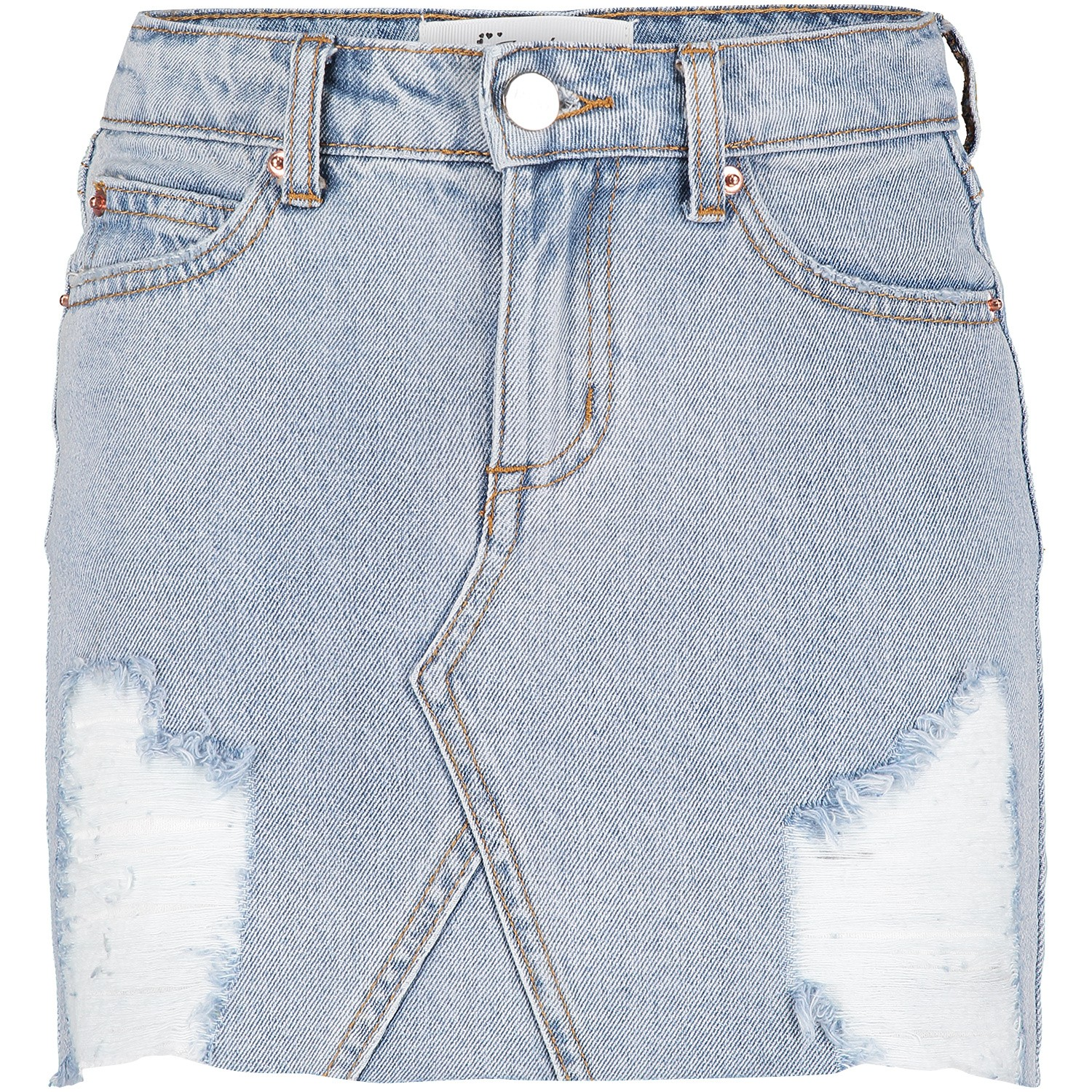 Picture of Jacky Girls JGSS19068 kids skirt jeans