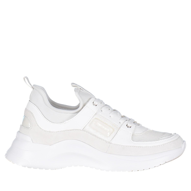 Afbeelding van Calvin Klein ULTRA dames sneakers wit